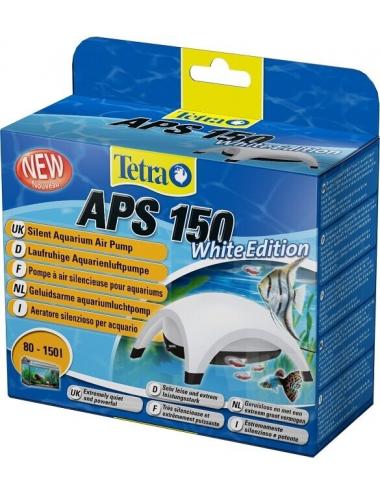 TETRA - APS 150 Blanche - Pompe à air pour aquarium 150 l/h
