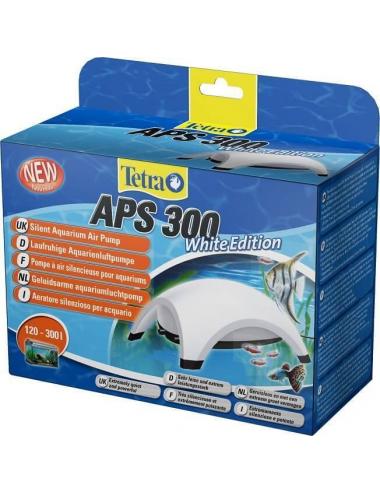 TETRA - APS 300 Blanche - Pompe à air pour aquarium 300 l/h