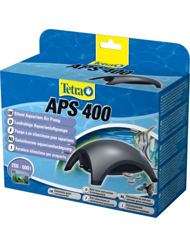 TETRA - APS 400 noire - Pompe à air pour aquarium 400 l/h