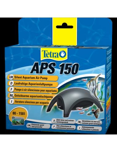 TETRA - APS 150 noire - Pompe à air pour aquarium 150 l/h