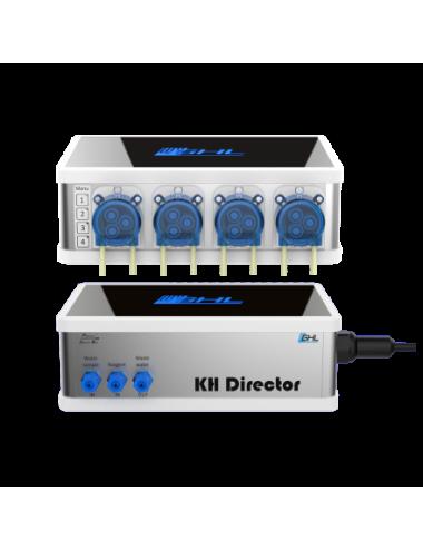 GHL - KH Director + GHL Doser 2 (2.1) - Black - Kit complet pour la mesure et le maintien du KH