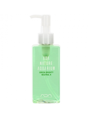 ADA - Green Brighty Neutral K - 180ml - Engrais liquide fournissant du potassium