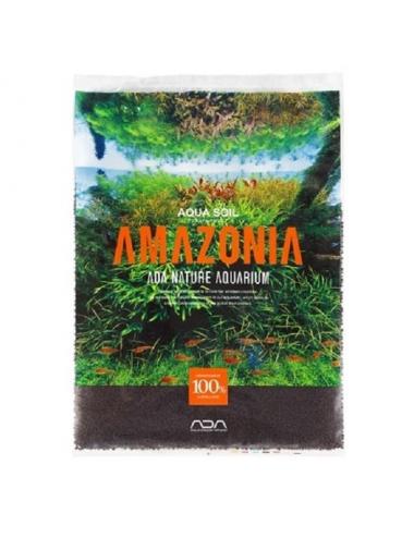 ADA - Aqua Soil Amazonia Powder - 9l - Substrat nutritif pour aquarium planté