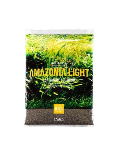 ADA - Aqua Soil Amazonia LIGHT Normal - 9l - Substrat nutritif pour aquarium planté
