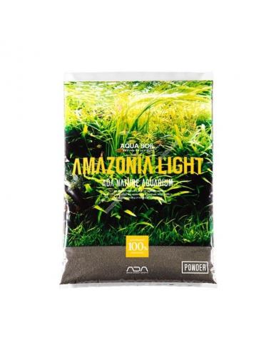 ADA - Aqua Soil Amazonia LIGHT Powder - 9l - Substrat nutritif pour aquarium planté