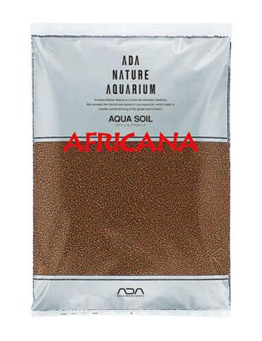 ADA - Aqua Soil Africana Normal - 9l - Substrat nutritif pour aquarium planté