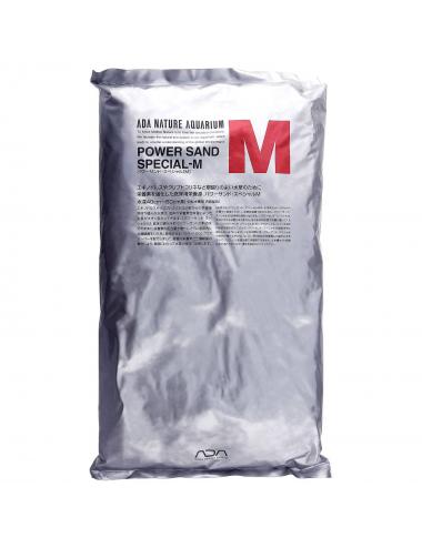 ADA - Power Sand Special M - 6l - Substrat de sous-couche pour aquarium planté