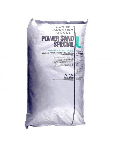 ADA - Power Sand Special L - 18l - Substrat de sous-couche pour aquarium planté