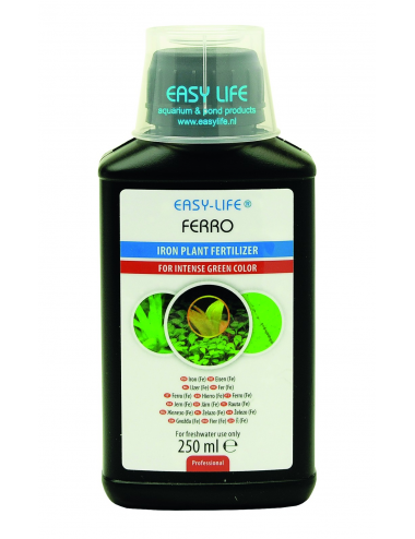 EASY LIFE - Ferro - 250ml - Solution Concentrée en fer