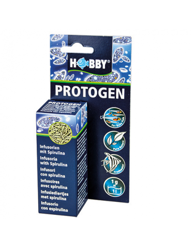 HOBBY - Protogen - 20ml - Nourriture nauplies