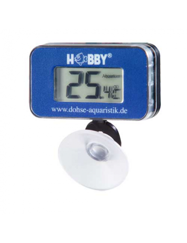 HOBBY - Thermomètre digital pour aquarium