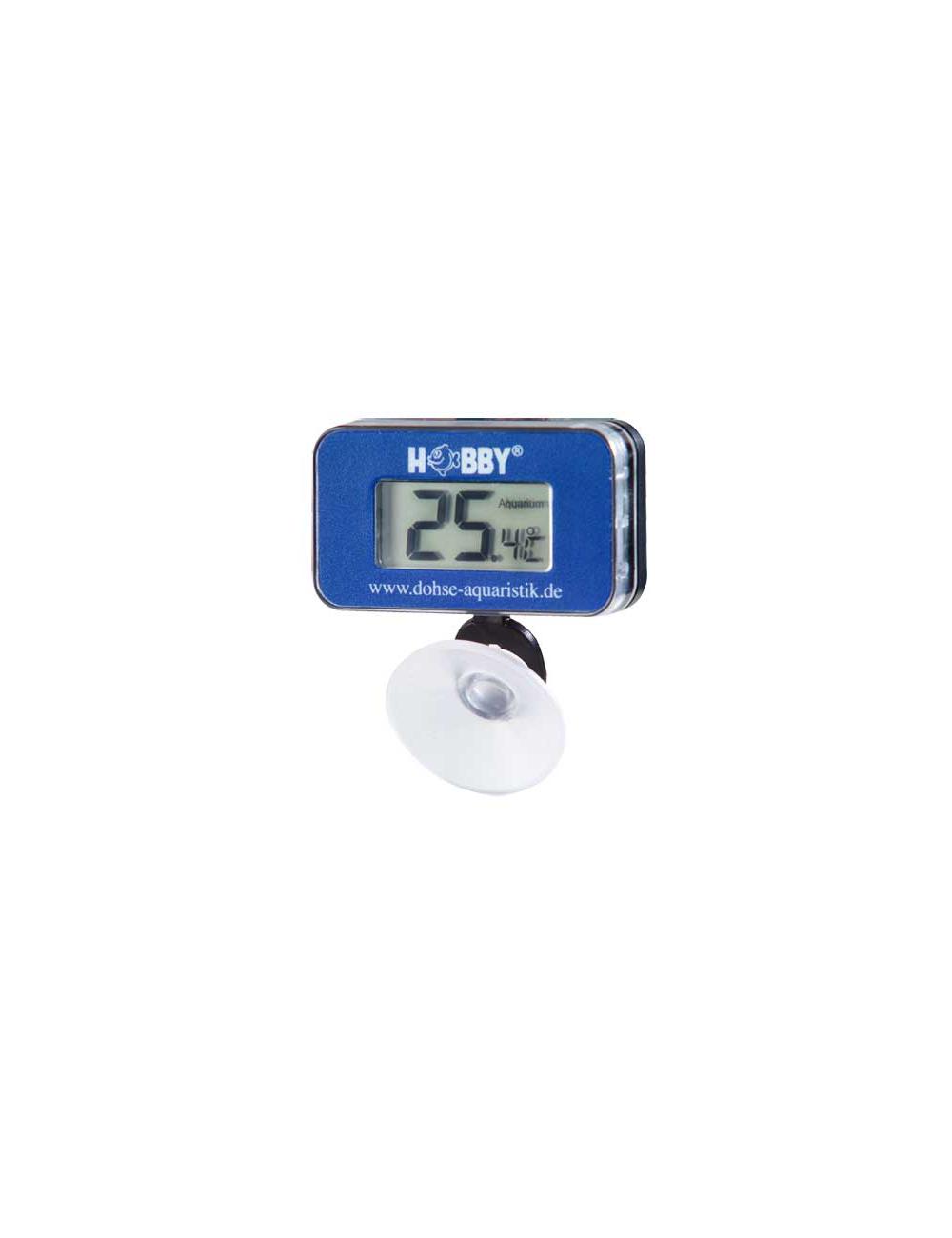 HOBBY - Thermomètre digital pour aquarium