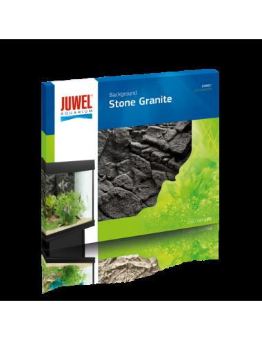 JUWEL - Stone Granite - 600 x 550 mm - Fond arrière en résine