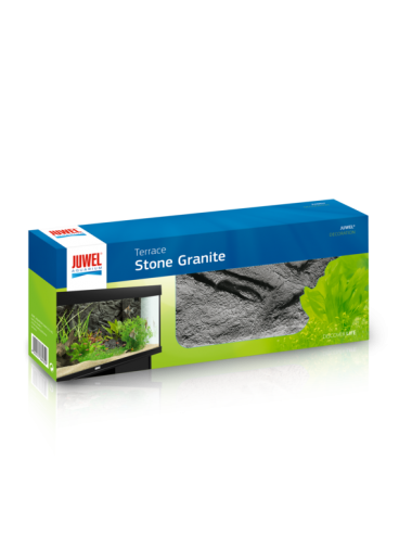 JUWEL - Stone Granite - 35 x 14 x 7,5 cm - Terrasse en résine