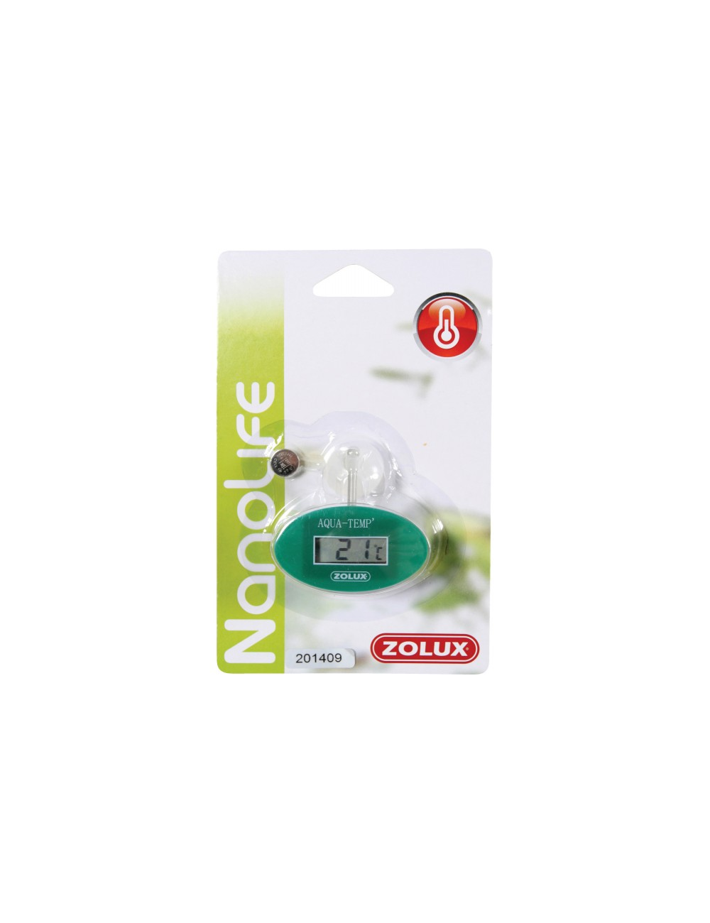 ZOLUX - Aqua Temp - Thermomètre digital
