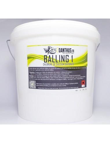 - ZOANTHUS.fr 5kg Balling 1 Chlorure de calcium dihydraté