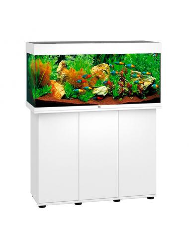 JUWEL - Rio 180 LED Blanc - Aquarium tout équipé - Livraison gratuite