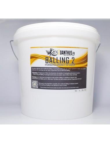 - ZOANTHUS.fr 5kg Balling 2 Hydrogénocarbonate de sodium