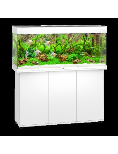 JUWEL - Rio 240 LED Blanc  - Aquarium tout équipé - Livraison gratuite