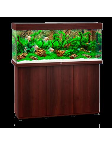 JUWEL - Rio 240 LED Brun - Aquarium tout équipé - Livraison gratuite