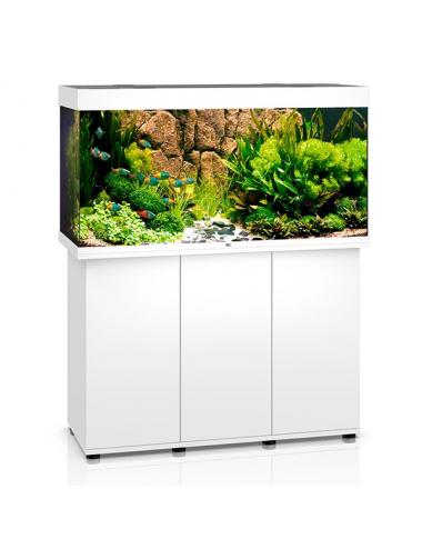 JUWEL - Rio 350 LED Blanc - Aquarium tout équipé - Livraison gratuite