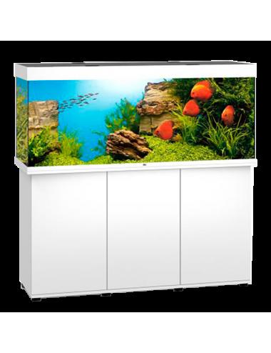 JUWEL - Rio 450 LED Blanc - Aquarium tout équipé - Livraison gratuite