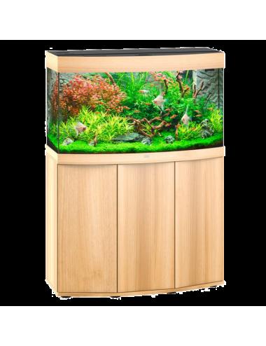 JUWEL - Vision 180 LED Chêne Clair - Aquarium tout équipé - Livraison gratuite