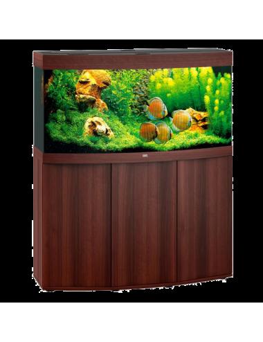JUWEL - Vision 260 LED Brun - Aquarium tout équipé - Livraison gratuite