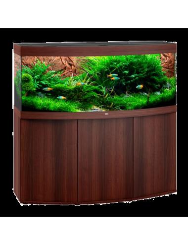 JUWEL - Vision 450 LED Brun - Aquarium tout équipé - Livraison gratuite