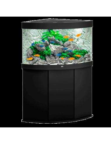 JUWEL - Trigon 190 LED Noir - Aquarium tout équipé - Livraison gratuite