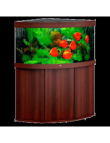 JUWEL - Trigon 350 LED Brun - Aquarium tout équipé - Livraison gratuite