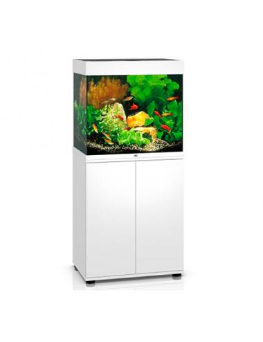 JUWEL - Lido 120 LED Blanc - Aquarium tout équipé - Livraison gratuite