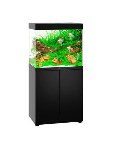 JUWEL - Lido 200 LED Noir - Aquarium tout équipé - Livraison gratuite