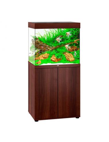 JUWEL - Lido 200 LED Brun - Aquarium tout équipé - Livraison gratuite
