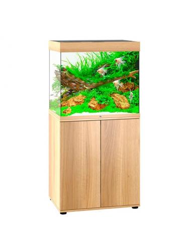 JUWEL - Lido 200 LED Chêne Clair - Aquarium tout équipé - Livraison gratuite
