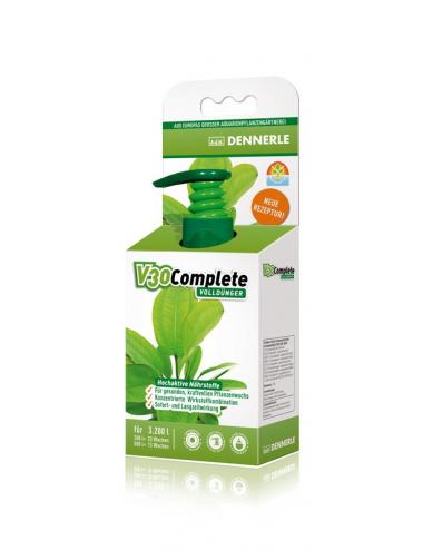DENNERLE - V30 Complete - 100ml - Engrais complet pour plantes