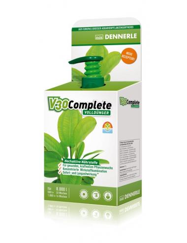 DENNERLE - V30 Complete - 250ml - Engrais complet pour plantes