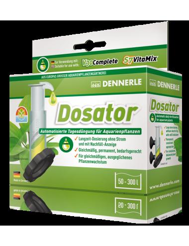 DENNERLE - Dosator - Distributeur d'engrais pour aquarium