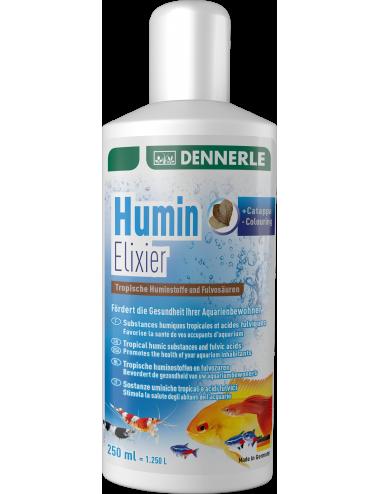 DENNERLE - Humin Elixier - 250ml - Conditionneur d'eau tropicale