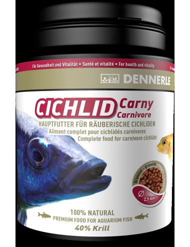 DENNERLE - Cichlid Carny - 1000ml - Aliment complet pour cichlidés carnivores