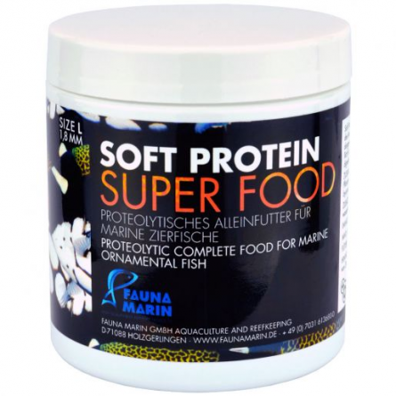 FAUNA MARIN - Protein Super Food M - 100ml - Nourriture pour poissons marin