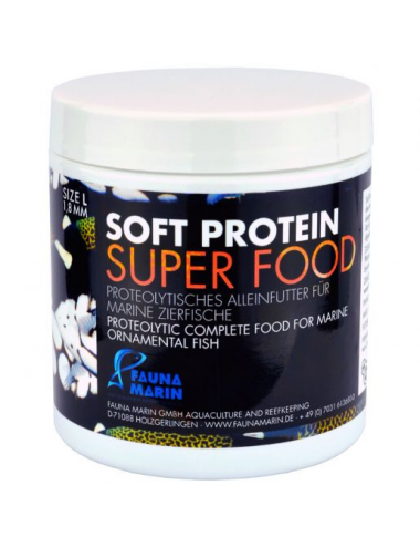 FAUNA MARIN - Protein Super Food L - 100ml - Nourriture pour poissons marin