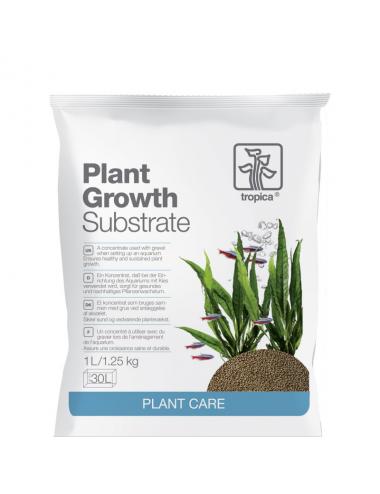 TROPICA - Plant Growth Substrate - 1l - Sol nutritif pour aquarium planté
