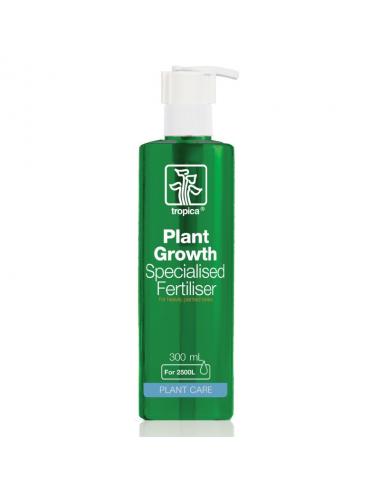 TROPICA - Plant Growth Specialised Fertiliser - 300ml - Engrais liquide pour aquarium planté