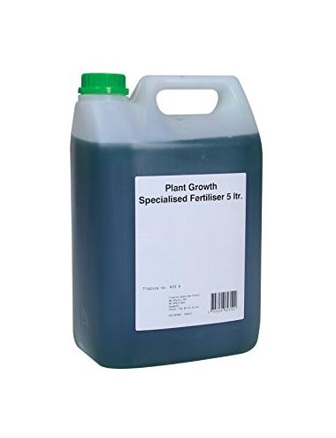 TROPICA - Plant Growth Specialised Fertiliser - 5L - Engrais liquide pour aquarium planté