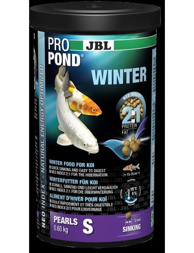 JBL - ProPond Winter S - 1l - Nourriture d'hiver pour koïs de petite taille