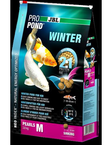 JBL - ProPond Winter M - 6l - Nourriture d'hiver pour koïs de taille moyenne