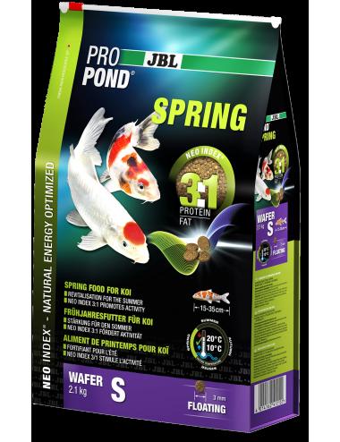 JBL - ProPond Spring S - 6l - Nourriture de printemps pour koïs de petite taille
