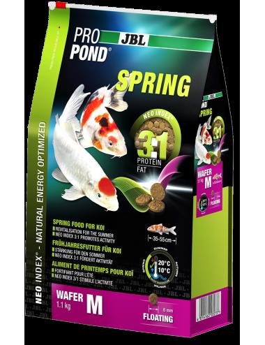 JBL - ProPond Spring M - 3l - Nourriture de printemps pour koïs de moyenne taille