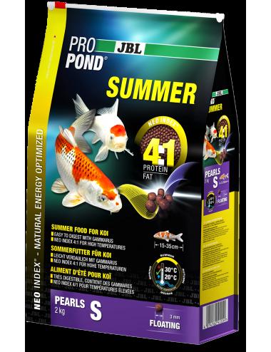 JBL -ProPond Summer S - 3l - Nourriture d'été pour koïs de petite taille